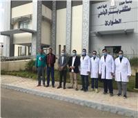 كل ما تريد معرفته عن تجهيزات مستشفي بدر بكلية الطب جامعة حلوان