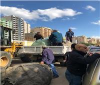 حملة مكبرة لمطاردة «نباشين القمامة» بشرق الإسكندرية