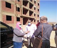 محافظ أسوان يعلن تسليم 1080وحدة بمشروع الإسكان المتميز