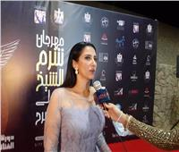 حنان مطاوع: سعيدة بتكريمي من مهرجان شرم الشيخ للمسرح الشبابي