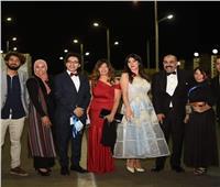 صور | توافد النجوم لحضور افتتاح مهرجان شرم الشيخ للمسرح الشبابي