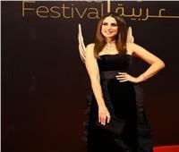 الظهور الأول لدرة بعد زواجها من هاني سعد.. فيديو