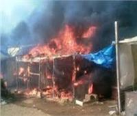 حريق بحظيرة طيور ومواشي دون خسائر في أسيوط