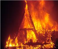 الآثار: السيطرة على حريق في خانقاة شيخو وقبة صفي الدين بالخليفة
