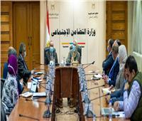وزيرا التضامن والطيران المدني يتفقان على عرض منتجات جمعية النور والأمل بالمطارات