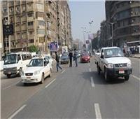 فيديو| تعرف على حالة الطرق والميادين الرئيسية في القاهرة الكبرى