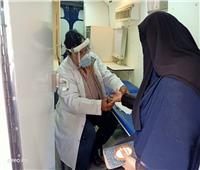 قافلة طبية مجانية بقرية أبيس الأولى شرق الإسكندرية