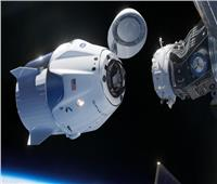 مركبة الفضاء الأمريكية «دراجون» تلتحم بمحطة الفضاء الدولية