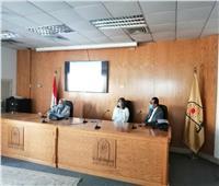 انطلاق فعاليات ورشة عمل إدارة المشروعات البحثية الممولة بجامعة حلوان