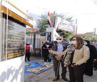 افتتاح محطة صرف صحي بقرية السنانية بدمياط بتكلفة قدرها 10 مليون جنيه