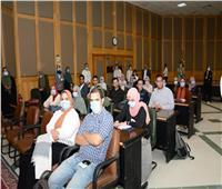 انطلاق نموذج محاكاة منظمة التعاون الإسلامي بجامعة أسيوط