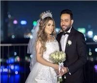 بعد إصرارها على الطلاق.. كواليس قصة حب تامر عاشور وسمر أبو شقة