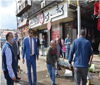 محافظ الإسكندرية: تمهيد طريق أم زغيو وإحالة مسئول الإشغالات للتحقيق