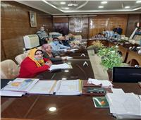 المحافظ يوجه بتوفير احتياجات ذوي الاحتياجات الخاصة بشمال سيناء