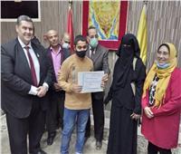 تخريج الدفعة الأولى لـ«التلمذة الصناعية» من ذوي الاحتياجات الخاصة بشمال سيناء