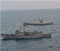 البحرية المصرية والفرنسية تنفذان تدريباً عابراً في نطاق الأسطول الشمالي