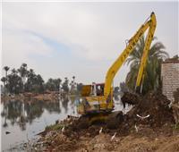 «الري»: إزالة 12 حالة تعدٍ على نهر النيل في قنا وأسيوط