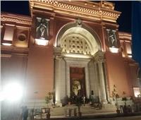 احتفالا بعيد ميلاده الـ118... المتحف المصري يفتح أبوابه لسفراء العالم