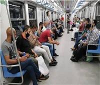 تحذير شديد من إدارة «مترو الأنفاق» للركاب