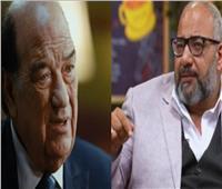 فيديو| بيومي فؤاد: لا يوجد تشابه بيني وحسن حسني