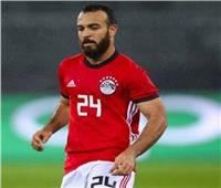 الدقيقة 18| شاهد .. منتخب مصر يتقدم على توجو بهدف «قفشة»
