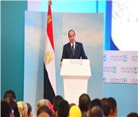 المؤتمر الوطني للشباب.. السيسي يستمع لقادة المستقبل
