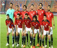 الشوط الأول| منتخب مصر يتقدم على توجو بهدفين نظيفين