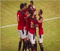 الدقيقة 70| منتخب مصر يحافظ على تقدمه بثلاثية