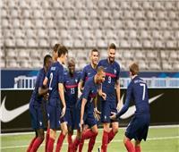 «جريزمان» يقود فرنسا أمام السويد.. ومبابي على دكة البدلاء