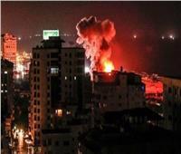 مصدر أمني عراقي: سقوط صواريخ على المنطقة الخضراء وسط بغداد