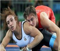 لجنة للتحقيق فى تجاوزات لاعبة المصارعة المصرية