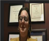 فيديو| بعد تكريمها.. مديرة أفضل مدرسة في أونتاريو: تعلمنا بعض الأمور من مصر