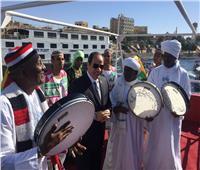 أسوان .. عاصمة أفريقيا ودرة نهر النيل في عهد الرئيس السيسي