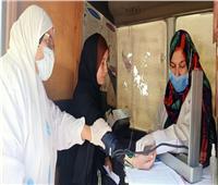 «حياة كريمة»..تقديم الخدمات الطبية لـ1712 مواطنًا بالمنيا