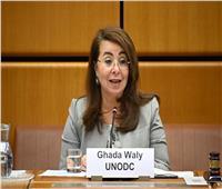 غادة والي: الأمم المتحدة تناقش التأثير النفسي للمواد المخدرة الجديدة