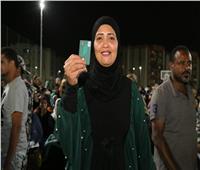 مايا مرسى: اصدارنا 6 الآف كارت «ميزة» لسكان الأسمرات