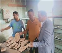 بالصور.. رئيس «القنطرة شرق» يتابع خدمات الإدارات