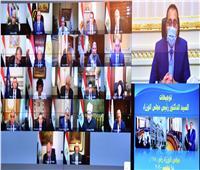 الحكومة توافق على ضمانة وزارة المالية لتمويل نظام الري الحديث