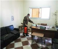 محافظ الشرقية:تكثيف أعمال التطهير للوقاية من فيروس كورونا