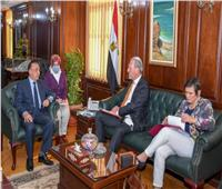 «الشريف» يبحث مع سفير هولندا سبل التعاون بين الجانبين