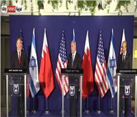 نتنياهو: اتفاقات السلام ستحقق مزيد من التنمية.. والزياني: «مشجعة جدًا»