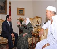 6 سنوات من الإنسانية.. «السيسي» سند المرأة المصرية