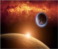 معهد الفلك :غدا إقتران القمر مع الكوكبين الكبيرين المشتري وزحل