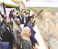 بدء بناء سد «نيريري» في تنزانيا بخبرة مصرية