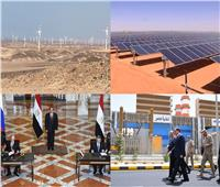مصر تصدر «التيار».. خطوط كهربائية لثلاث قارات