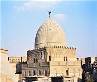 ننفرد بالصور والفيديو.. اللمسات الأخيرة لترميممسجد الإمام الشافعي