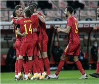 فيديو| بلجيكا يكتسح الدنمارك ويتأهل إلى نصف نهائي دوري الأمم