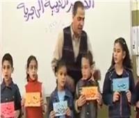 «مدرس» يعلم الطلاب الشهور الهجرية على أنغام الموسيقى  فيديو
