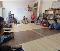 ثقافة المنيا تقدم ورشة الكتابة الإبداعية بسمالوط