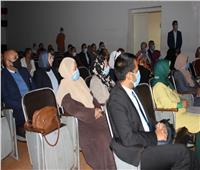 نائب محافظ القليوبيةوعميد هندسة بنها يشاركان بندوة «خدمة المجتمع والمواطن»